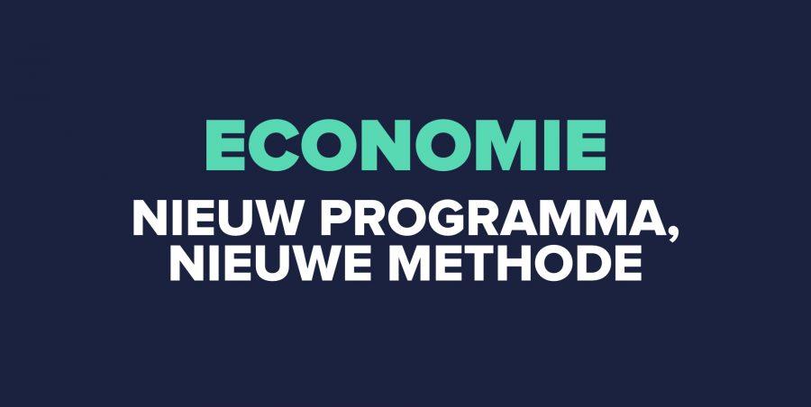 Het nieuwe examenprogramma economie (vwo)