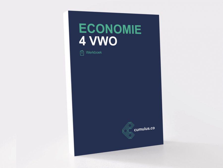 Bestel een proefexemplaar van het werkboek economie 4 vwo!