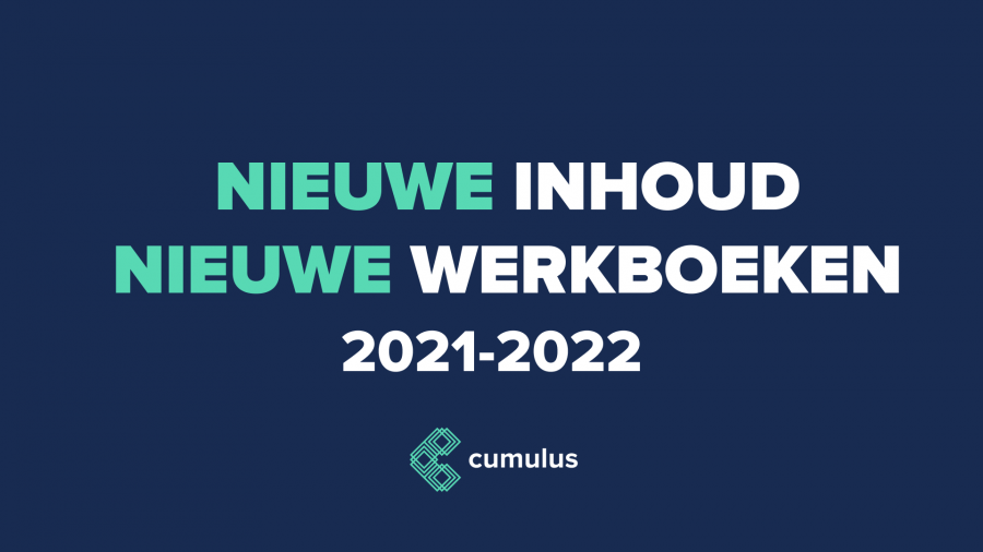 Instapopgaven voor de onderbouw en nieuwe inhoud voor 2021-2022